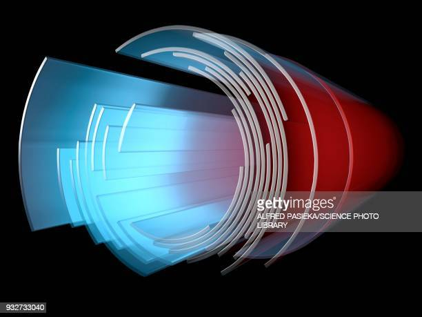abstract circular display element - sensor stock illustrations, clip art, cartoons, & icons