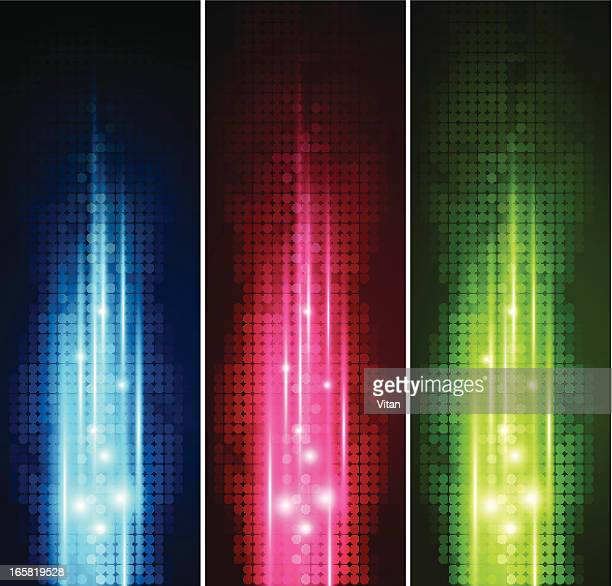 Abstract colorful banner