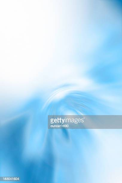 Abstract colour blue background