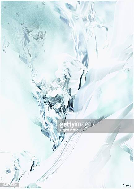 Abstract digitally generated image