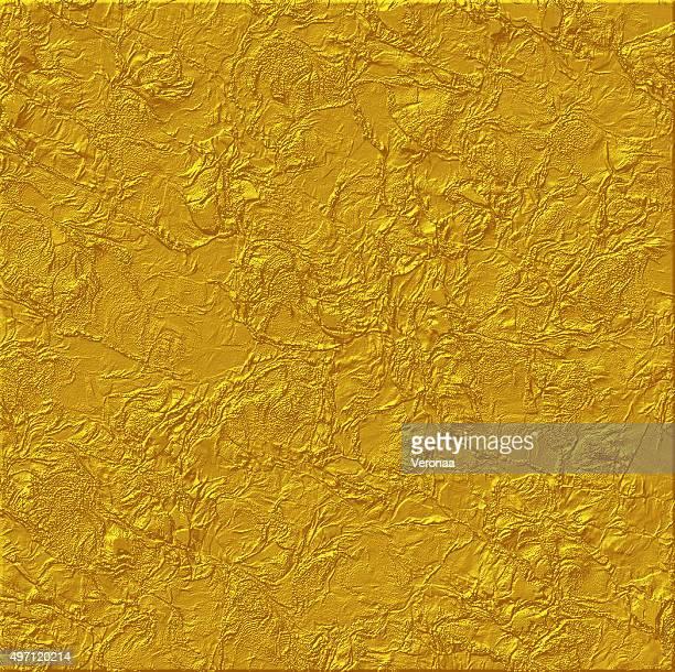 ilustraciones, imágenes clip art, dibujos animados e iconos de stock de fondo abstracto de oro - papel de aluminio