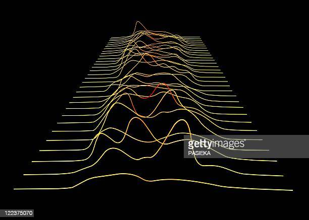 abstract line pattern - power supply stock illustrations