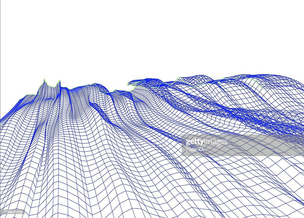 Abstract line pattern : stock illustration
