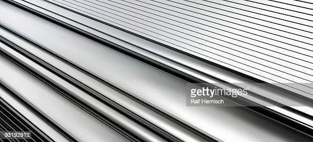 abstract metal plains - chrome stock illustrations, clip art, cartoons, & icons