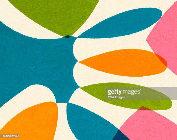 abstract pattern - pattern stock illustrations
