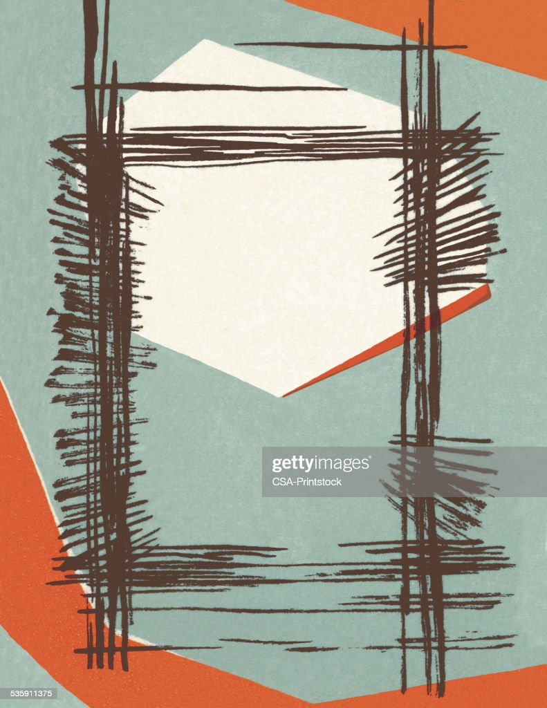 Abstract Pattern : Stock Illustration