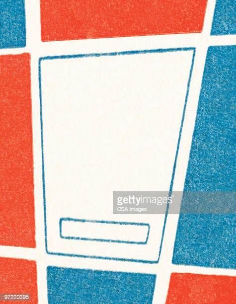 abstract pattern - angle stock illustrations