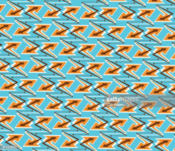 abstract pattern - 1990 1999 stock illustrations