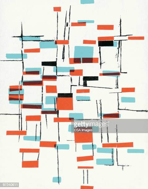 abstract pattern - abstract pattern stock illustrations