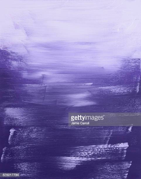 abstract purple painting - purple background stock illustrations, clip art, cartoons, & icons