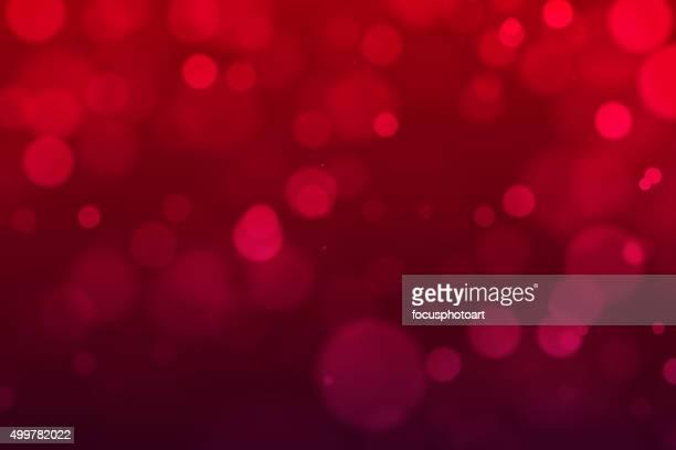 Arrière-plan flou abstrait rouge