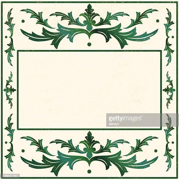 acanthus フレーム