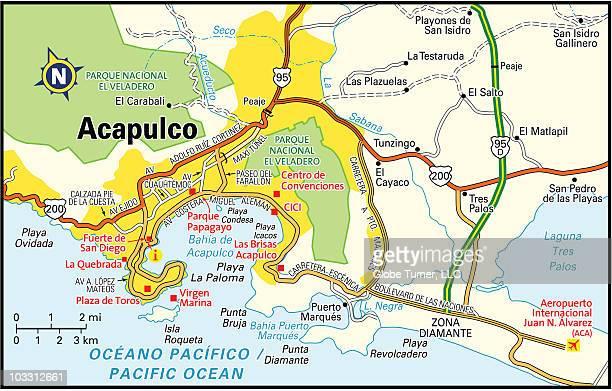Mapa De Marina D Or.World S Best Guerrero Stock Vector Art And Graphics Getty