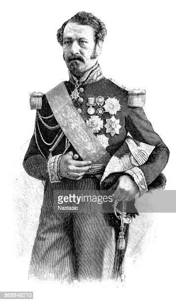 Adolphe Niel , 4.10.1802 - 14.8.1869, French general, Minister of War 20.1.1867 - 13.8.1869