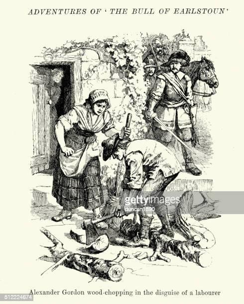 Adventures of the Bull of Earlstoun