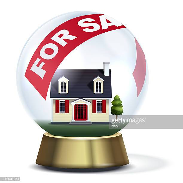 Advertisement of house for sale