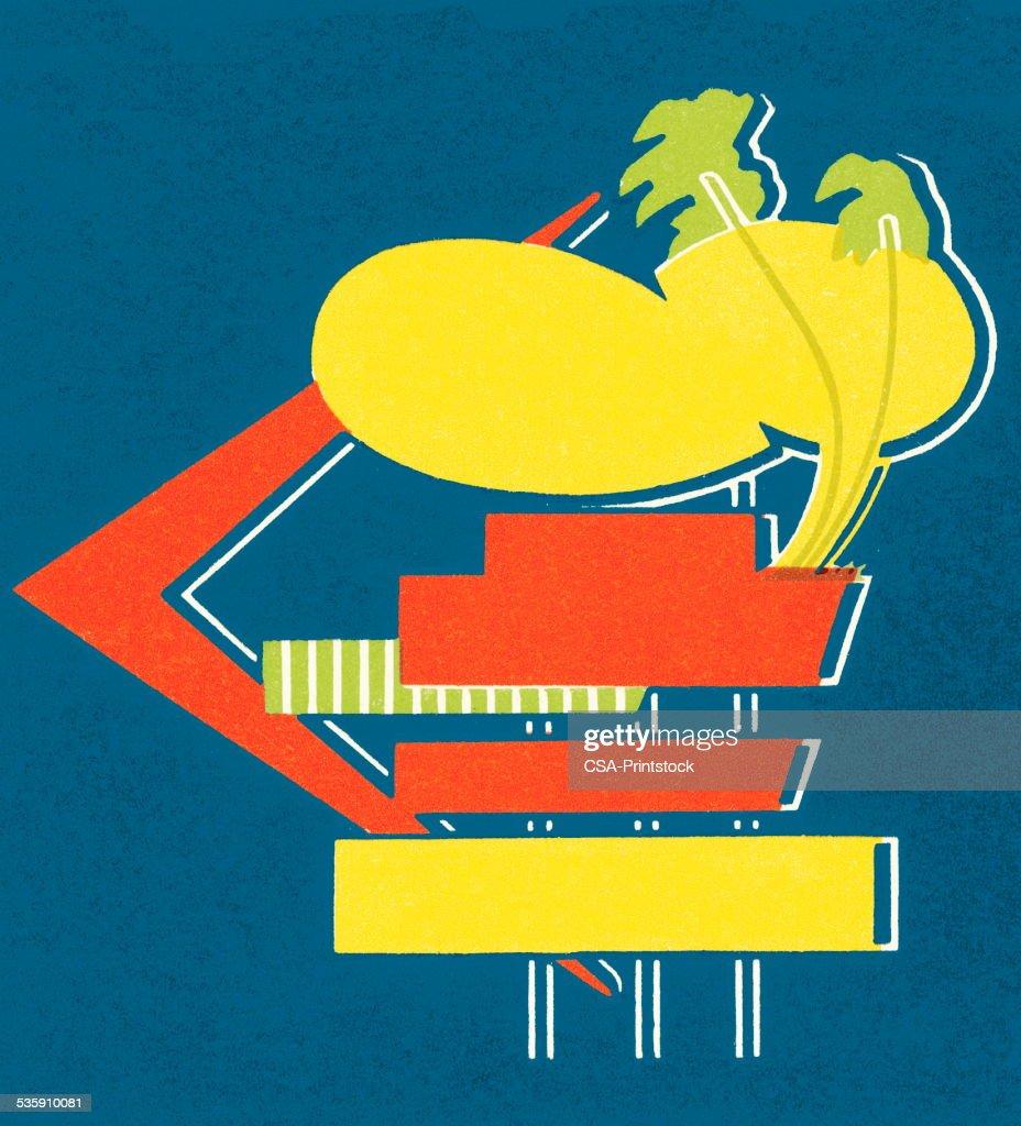 Advertisting - : Stock-Illustration