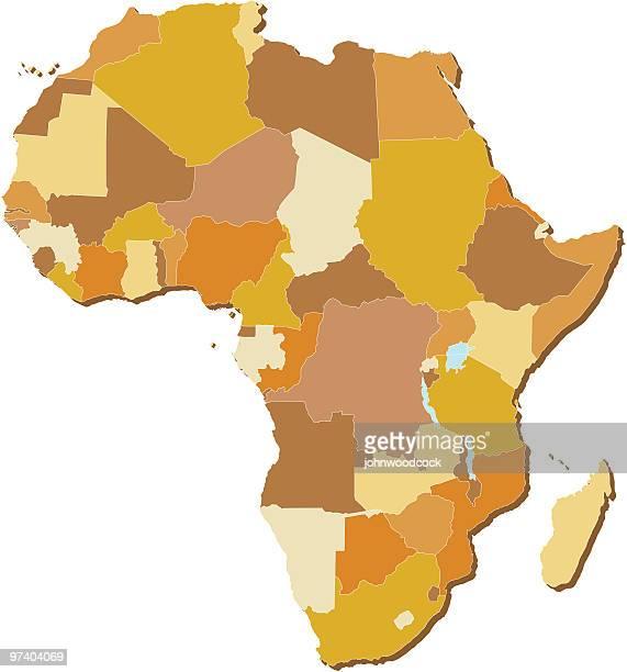 ilustrações, clipart, desenhos animados e ícones de mapa da áfrica - libéria