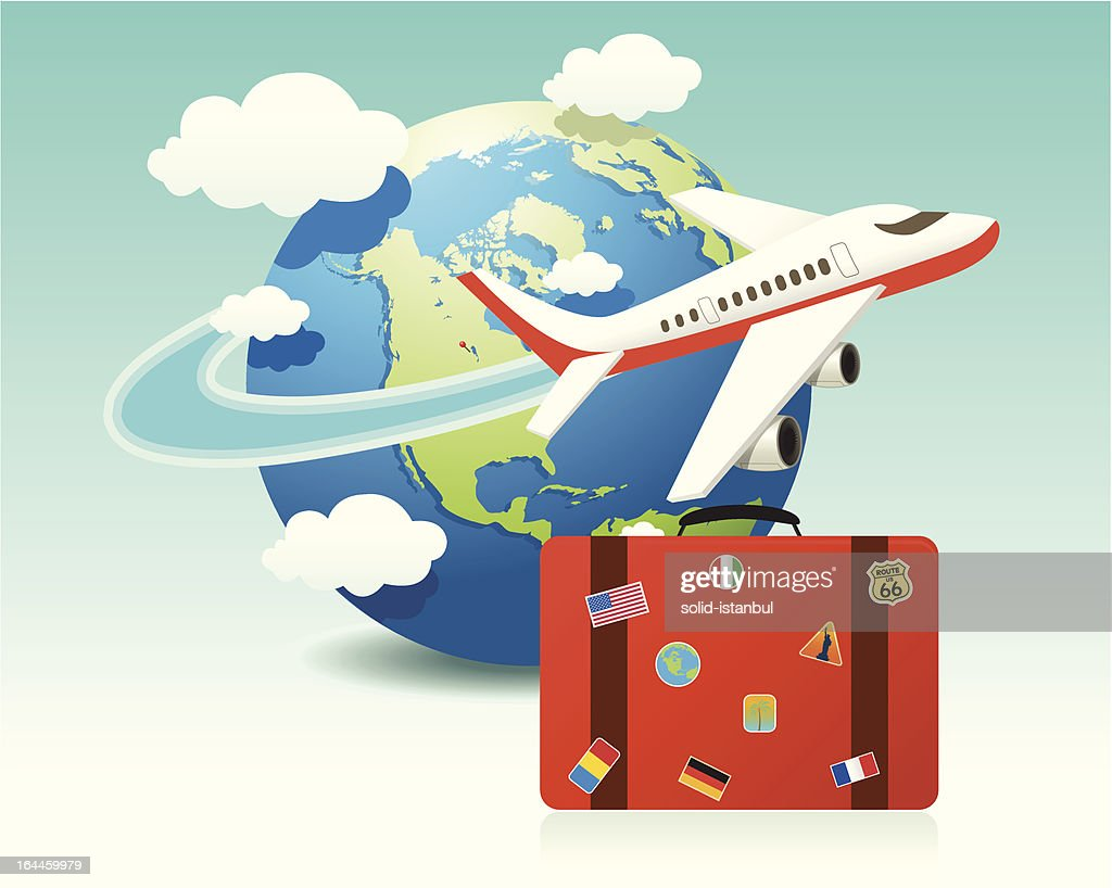 Airplane Travel with Luggage