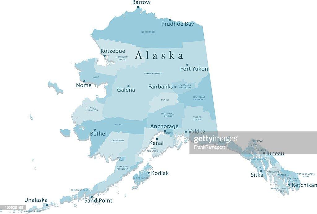 60 Top Anchorage Alaska Stock Illustrations, Clip art, Cartoons ...