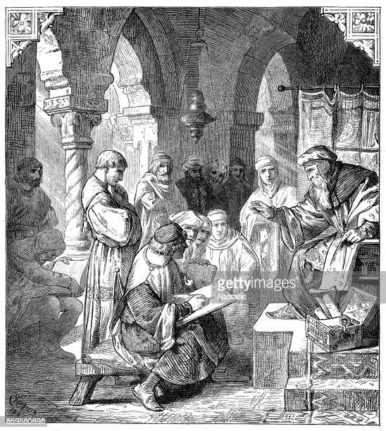 Alchemy and Astrology Taught in the Schools