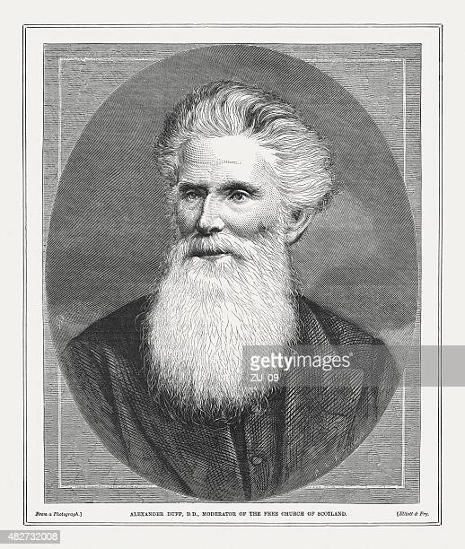 Alexander Duff (1806-1878), Scottish missionary in India, published 1873