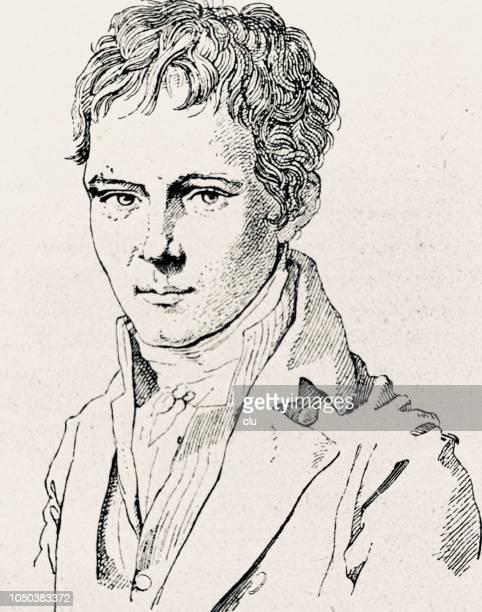 Alexander von Humboldt, científico alemán, 1769-1859
