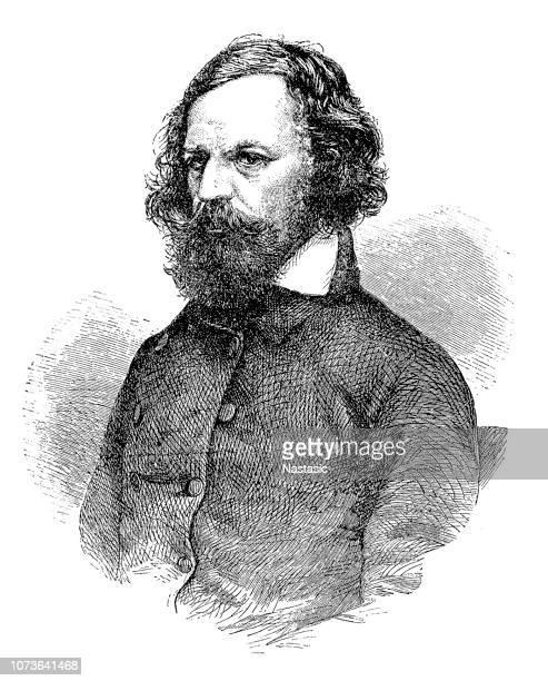 Alfred Tennyson born Lincolnshire 1809; 1893