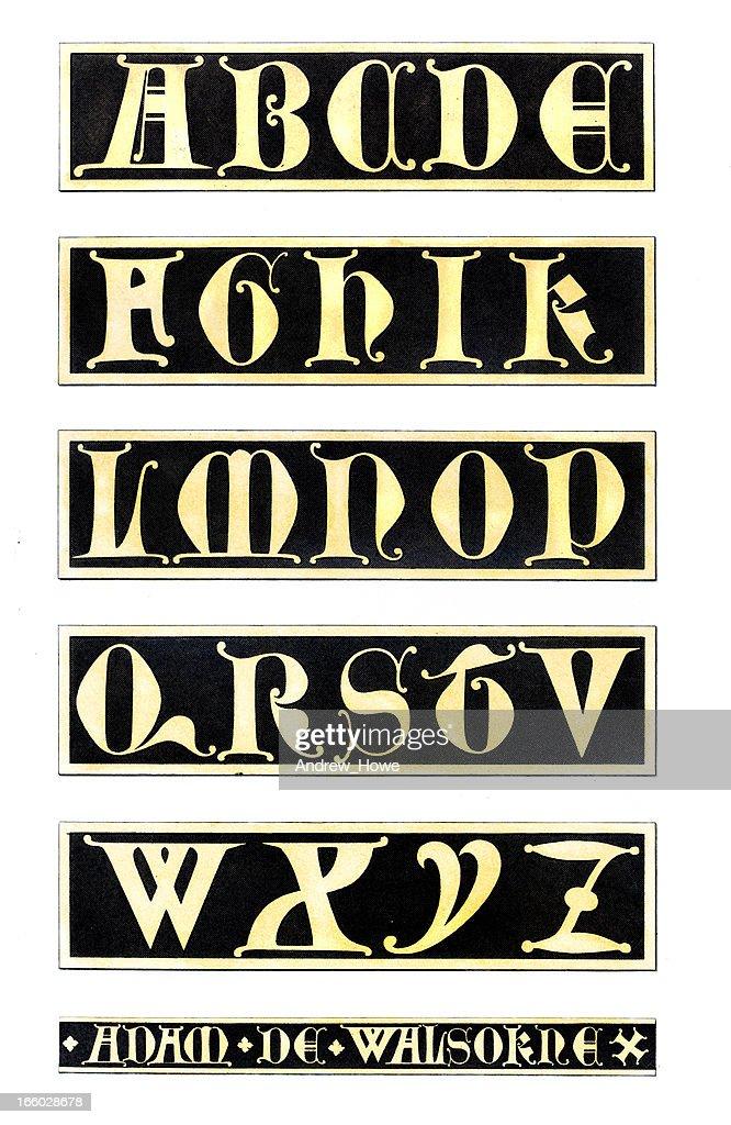 alfabet dating d