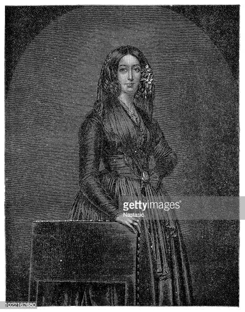 Amantine Lucile Aurore Dupin (1 July 1804 – 8 June 1876), best known by her nom de plume George Sand , was a French novelist and memoirist