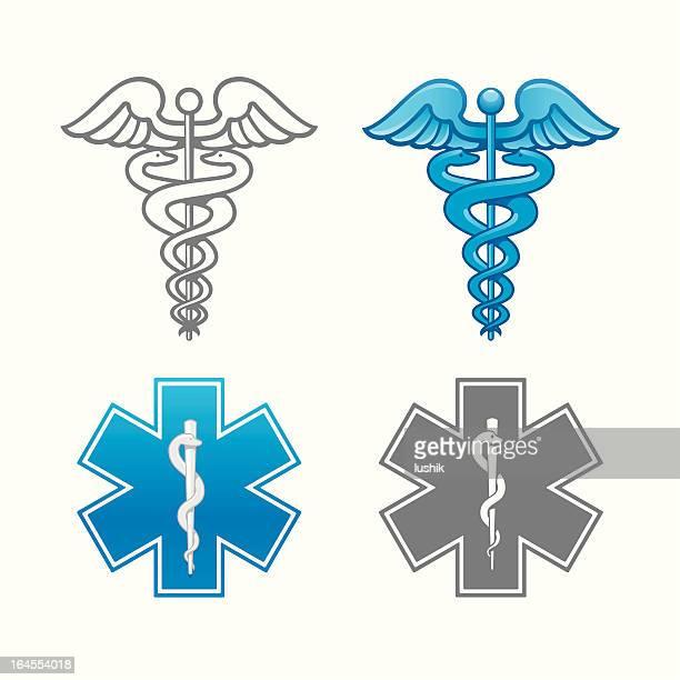 Ambulance and Medical symbol
