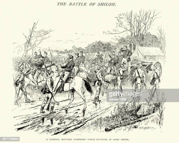 the bloodbath that happened in the battle of shiloh