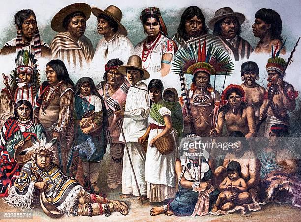 american native - apache culture stock illustrations, clip art, cartoons, & icons