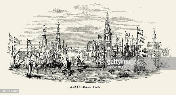 Amesterdão em 1635