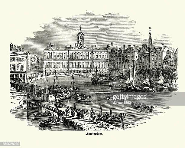 Amesterdão no século XIX