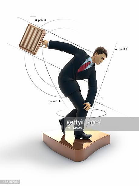 an image of a businessman - anatomical model stock illustrations, clip art, cartoons, & icons