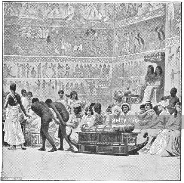 Ancient Egyptian Funerary Ceremonies