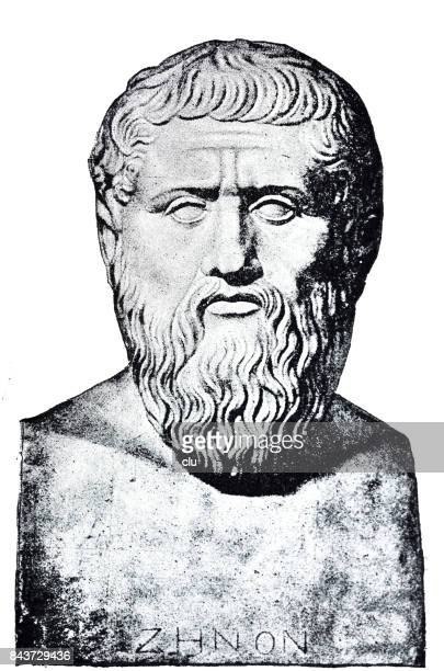 Ancient greece - portrait of Plato