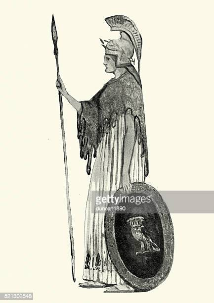Ancient Greek Goddess - Athena