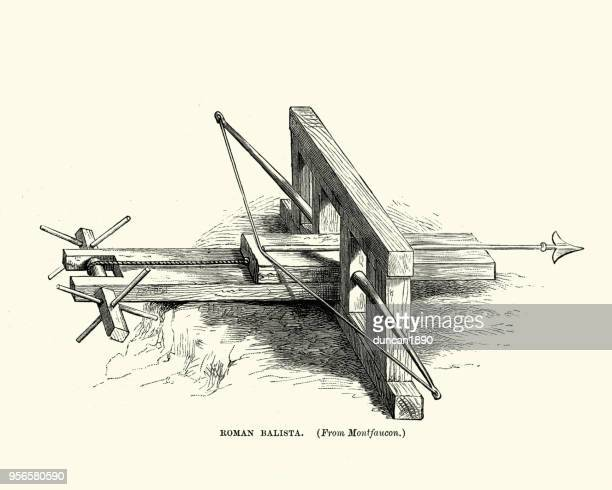 Ancient Roman Ballista