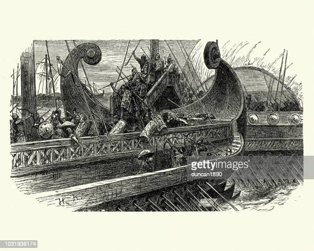 Ancient Roman Warships during the Punic Wars
