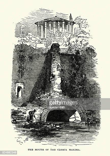 Roma antigua los máximos de Cloaca