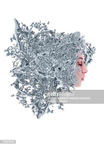 android, illustration - 出現点のイラスト素材/クリップアート素材/マンガ素材/アイコン素材