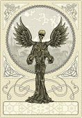 Angel Of Death Card
