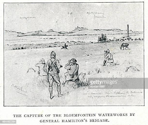 Anglo Boer War - Capture of the Bloemfontein Waterworks