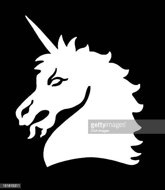 angry unicorn - unicorn horn stock illustrations, clip art, cartoons, & icons