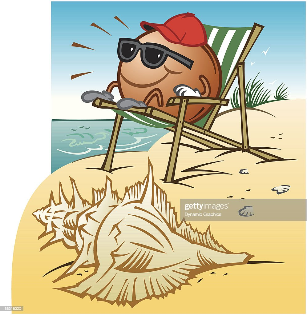 Animated Pictures Of Seashells animated beach ball seashells on beach layered color also