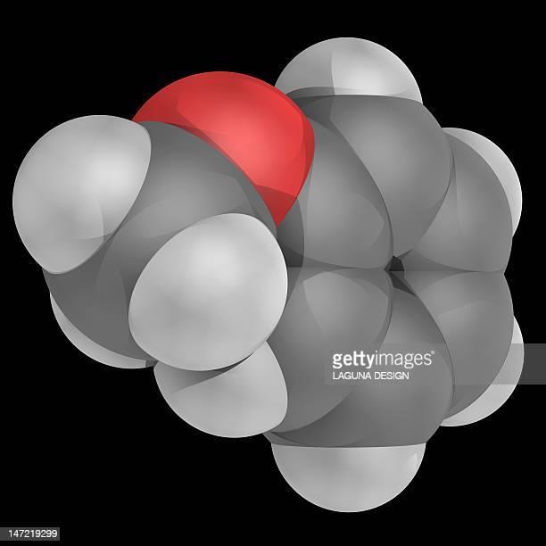 Anisole molecule