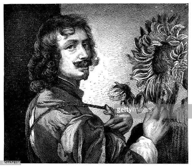 Anthony van Dyck flamande Baroque artiste