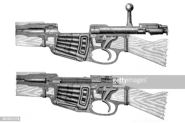 Ilustraciones de Stock y dibujos de Escopeta | Getty Images
